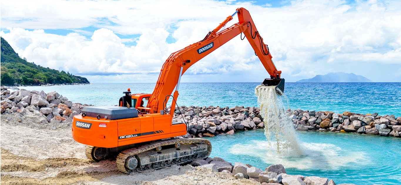 Building Seychelles
